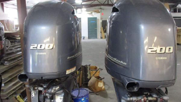Yamaha Outboards 200XCA