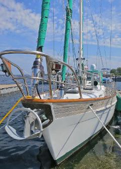 Hans Christian Yachts Christina 43 image