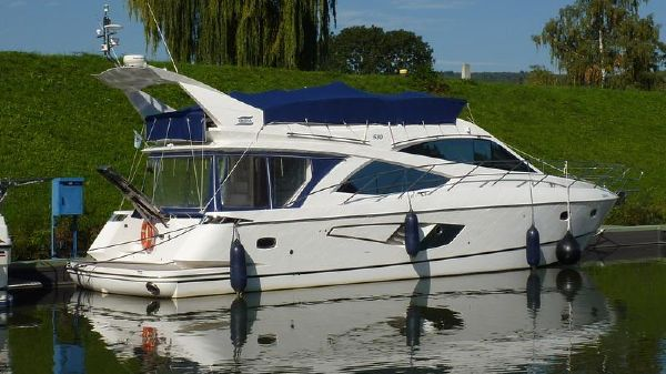 Galeon 530 Fly Main