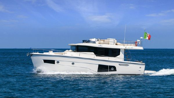 Cranchi Eco 43 Long Distance Trawler