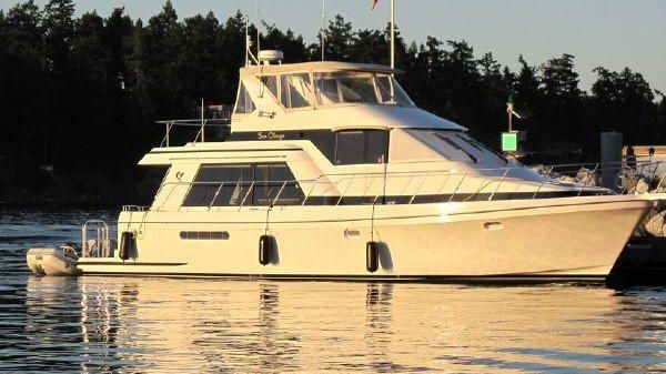 Wendon 480 Pilothouse