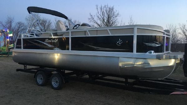 JC PONTOON Spirit 245 TT Sport
