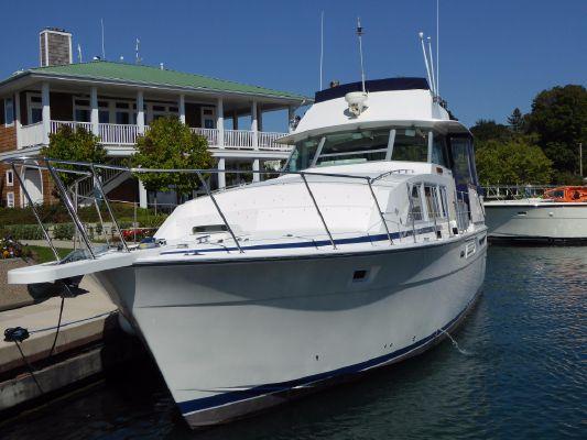 Bertram 42 Motor Yacht - main image