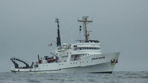 US Navy Expedition Yacht Ocean Starr