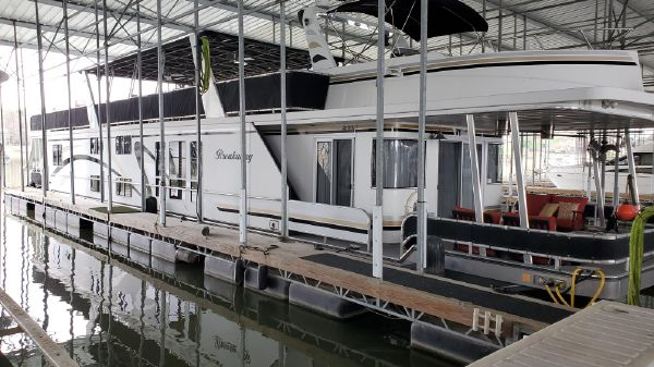 Sharpe 16x85 Custom Houseboat