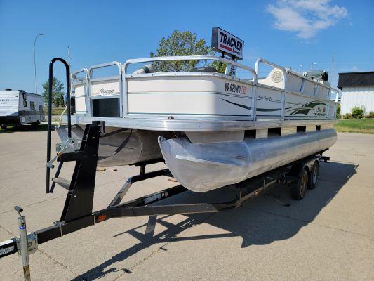 Sun Tracker Fishin Barge 21 - main image