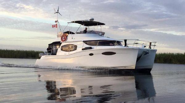 FONTAINE PAJOT Summerland 40 Catamaran