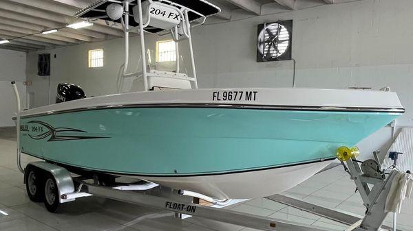Angler 204 FX