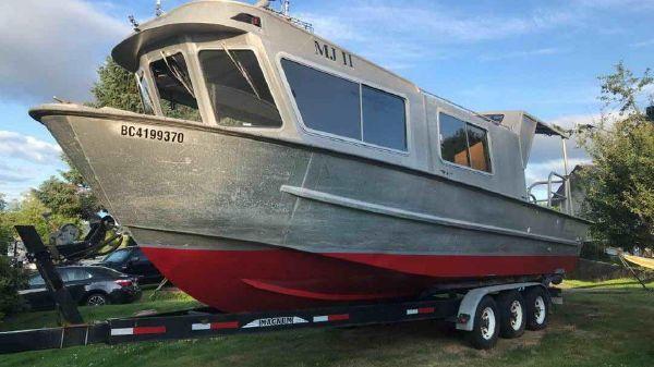 EagleCraft Crew Boat, Recreational Boat