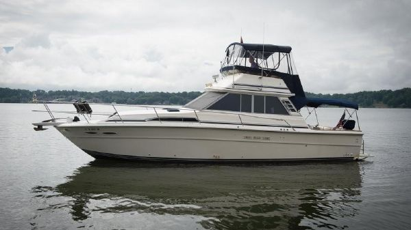 Sea Ray 390 SEDAN SPORT FISH