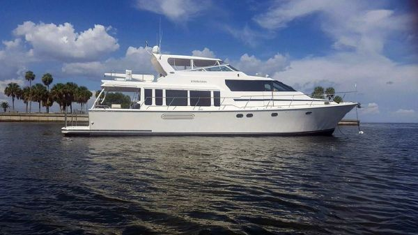 Pacific Mariner 65 Pilothouse Motor Yacht Profile