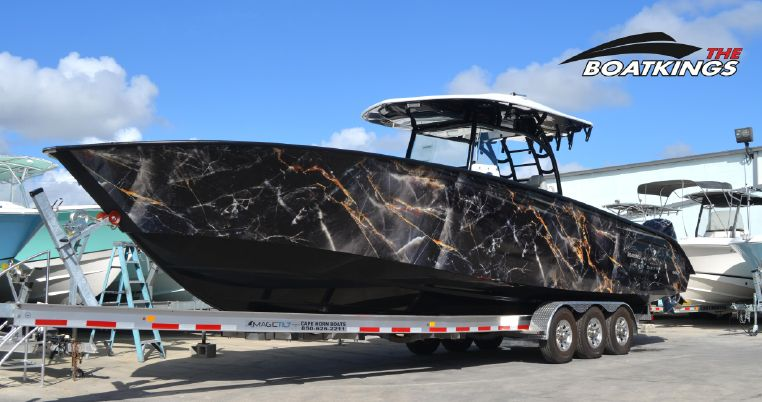 2019 Cape Horn 36XS Pompano Beach, Florida - The Boat Kings