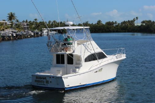 Luhrs 35 Convertible image