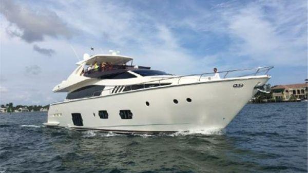 Ferretti Yachts Motoryacht