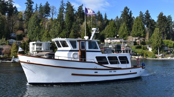 Samson Custom Trawler