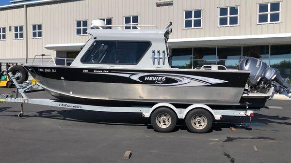Hewescraft 220 Ocean Pro HT B3163U