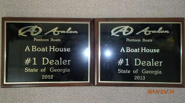 Avalon Top Ten Dealer U.S.A.