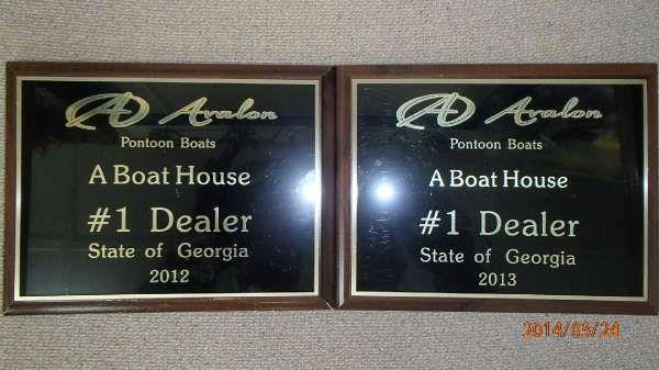 Avalon Top Ten Dealer U.S.A.
