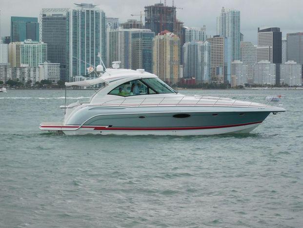 2014 Formula 45 Yacht