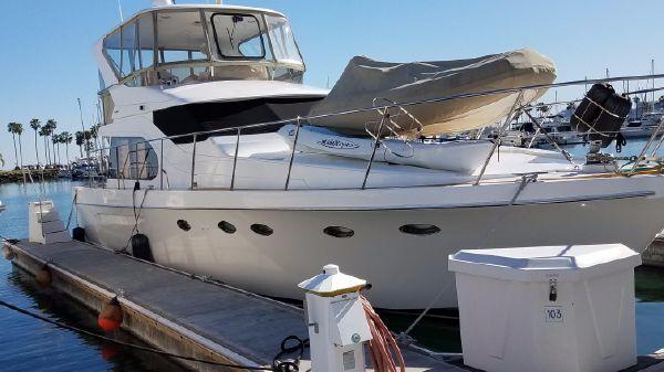 Ocean Alexander 52' Sedan