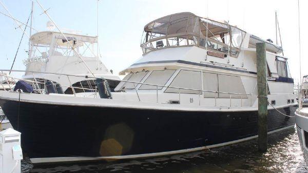Marine Trader Tradewind 47