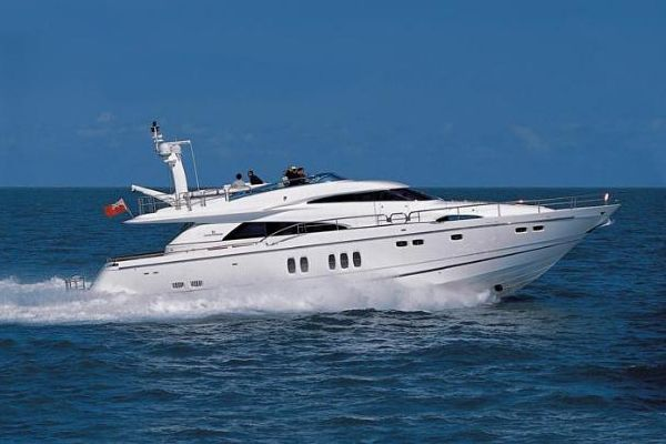Fairline Squadron 74 - main image