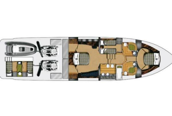 Fairline Squadron 74 image