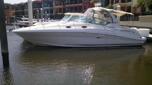 Sea Ray 340 Sea Ray Sundancer