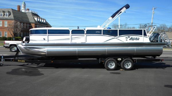Aloha Pontoon 250 TROPICAL SERIES