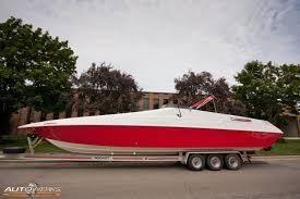 Fountain 38 Sport Cruiser