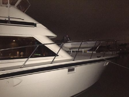 Hatteras 41 Convertible image