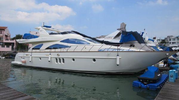 Azimut 80 Carat Motor Yacht