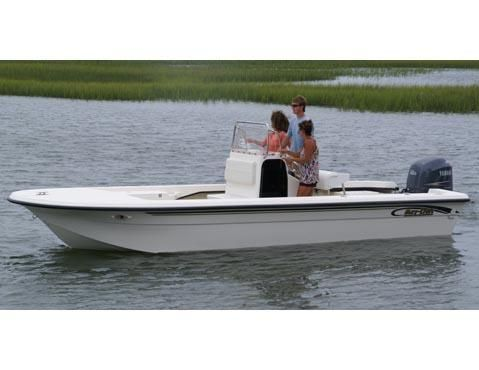 2019 May-Craft 2286 Skiff