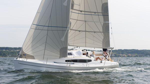 Dehler 32 Manufacturer Provided Image: Dehler US 32 Sailing