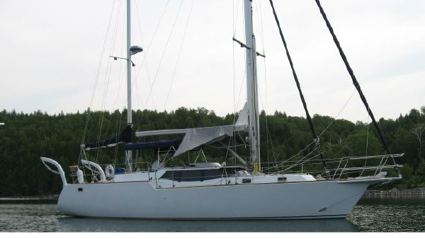 Custom 50 Ketch