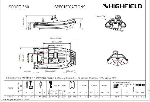 Highfield Sport 360 image