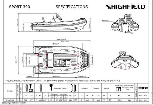 Highfield Sport 390 image