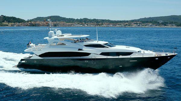 Sunseeker 34m Motor Yacht