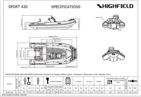 Highfield Sport 420 image