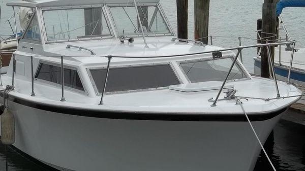 Hatteras Cruiser