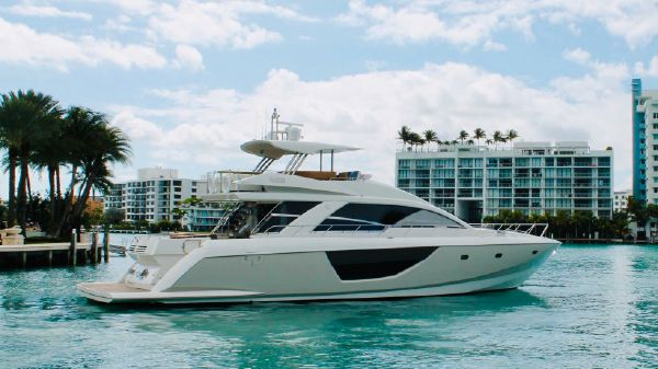 Cheoy Lee Alpha 76 Flybridge