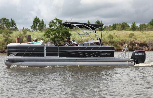 2018 Silver Wave 250 Island RL