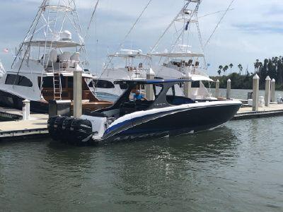 2019 Mystic Powerboats<span>M4200</span>