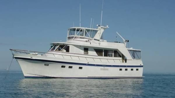 DeFever Performance Offshore Cruiser
