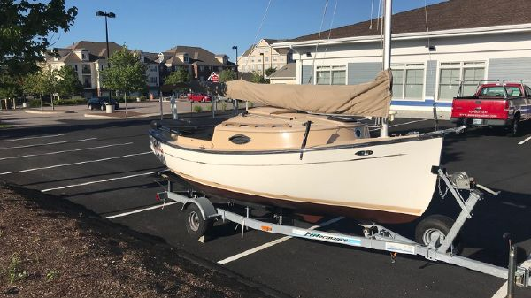 Used Com-Pac Sun Cat Sail Boat Brokerage Hingham, MA | Boats