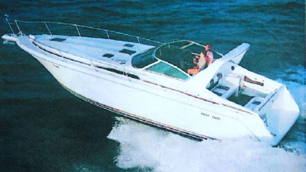 Sea Ray 370 Express Sistership Photo