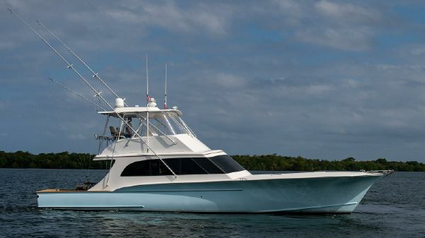 Custom Carolina 57 Tommy Fletcher