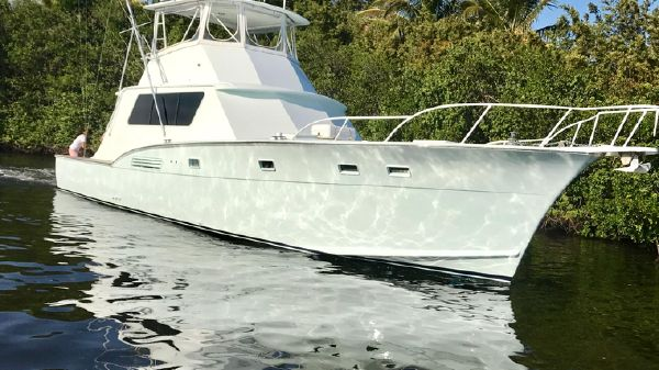 Hatteras Convertible, Custom