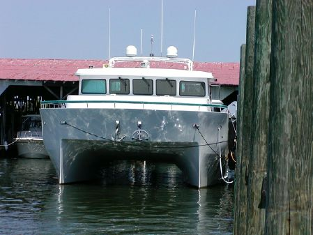 Seascape Trawler Cat image