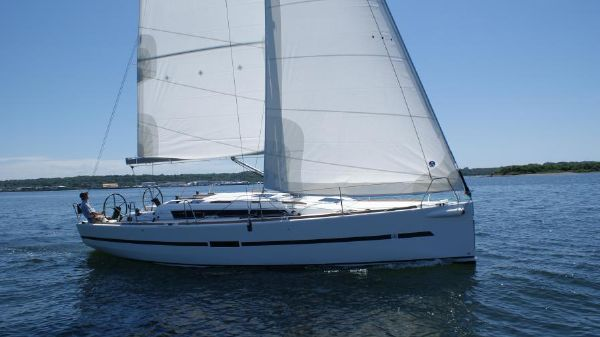 Dufour 36 P Easy sailing